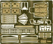 Attack Squadron 72084 1/72 PZL TS-11 EXterior set PE Arma kit