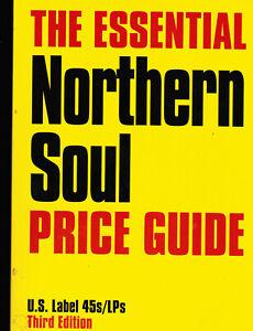 Essetyial NORTHERN SOUL 45 price guide #3 (Maertin Koppel softbound mod,FUNK,etc