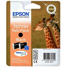 Cartuchos de tinta negro Epson para impresora, Unidades incluidas 2