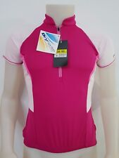 MAGLIA SHIRT CICLISMO NUOVA PULSE BIKE LADY DONNA TG.D38 CYCLING WOMAN ES657