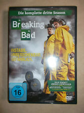 Breaking Bad - Season 3  [4 DVDs] (2012) TV Serie Thriller Bryan Cranston Topser