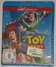 Toy Story  in 3D und 2D Blu Ray NEU OVP Disney 2-Disc Set