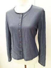 Outfit Ladies Size 14 Blue Silver Glitter Tunic Top Blouse Christmas Party Wear