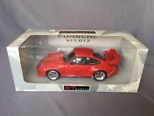 Porsche 911 993 GT2 red - 1 18 UT Models