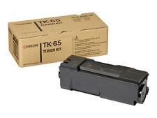Kyocera Fs-3820n Toner Cartridge 20000 Pages Black Tk-65 Ketk65