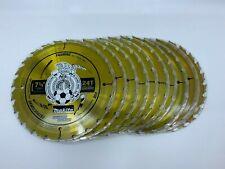 """Makita A-95928-10 7-1/4"""" Circular Saw Blades (10-Pack) NEW"""