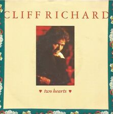 Cliff Richard - Two Hearts / Yesterday, Today, Forever (Vinyl-Single 1987) !!!