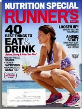 Runner's World - 2015, October - Nutrition Special Issue, Injury-Beating Yoga