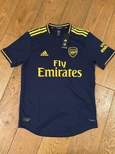 Adidas Arsenal Player Issued Kitroom Third 2019/20