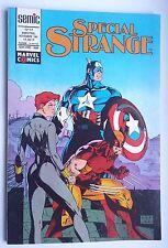 SPECIAL STRANGE n°77 11/1991 semic marvel comics Très bon état