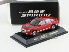 1:43 HONDA SPIRIOR Red Diecast Car Model