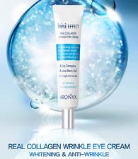 [ARONYX] Korean Cosmetic Triple Effect Real Collagen Wrinkle EyeCream 40ml