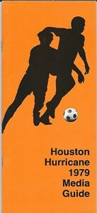 1979 Houston Hurricane Media Guide, North American Soccer League