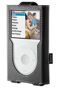 BELKIN Leather Case iPod Classic 5G 6G 7G Is 80GB 120GB 160GB New W/defect O/Box