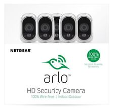 NEW NETGEAR Arlo Security System 5 Wire-Free HD Camera Indoor/Outdoor (VMS3530)