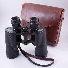 Hartmann Optik Wetzlar 117 Leichtmetall Porlerim 10x50 Binoculars Pre-War #43158