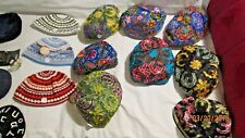 Kippah Kippa Cap Yarmulke - Lot of 16 - Purchased in Israel
