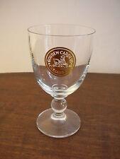 Bicchiere Calice Belgio BIRRA CAROLUS D'OR Gouden 0,25 Beer Glass Verre Biere