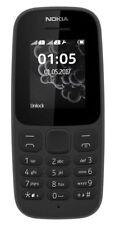 Nokia 105-Negro (Desbloqueado) Teléfono Móvil (dual Sim)