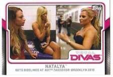 2017 Topps WWE Wrestling Total Divas #3 Natalya