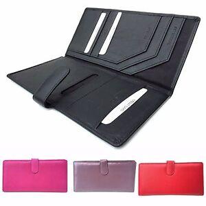Golunski 1005 Leather Travel Organiser Wallet Document Holder By Golunski