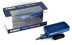 2021 SPECCAST 1:64 *KINZE* Model 1305 *TRACKED* GRAIN CART WAGON NIB!