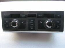 Bedienteil Klima Sitzheizung Audi A6 Quattro Limousine 2005 4F1820043J