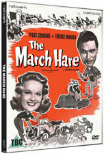 THE MARCH HARE. Peggy Cummins, Terence Morgan. New sealed DVD.