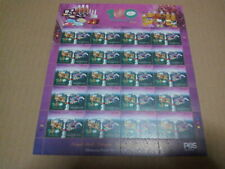 100 years malaysian palm oil  2017 stamp full sheet malaysia MNH