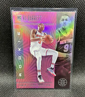 Rj Barrett Rookie Pink SSP 2019-20 Panini Illusions NBA #171 New York Knicks