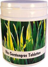 SANOS  Bio Gerstengras Tabletten, 500g / 1250 Tabletten aus eigenem Anbau