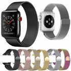Apple Watch Strap Series 6 SE 5 4 3 38/40/42/44mm Magnetic Milanese Loop Band