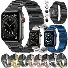 Reloj De Acero Inoxidable Para Apple serie 6 5 4 3 2 se Pulsera Correa de banda 40/44mm
