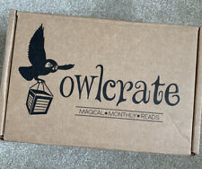 Bookish Mystery Box - Books And Goodies - Owlcrate / Fairyloot / Illumicrate