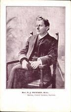 Salford. Rev. G. J. Howson, Rector of Christ Church, Salford.