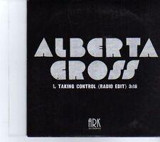 (DR609) Alberta Cross, Taking Control - 2009 DJ CD