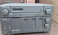 kenwood amplifier pre amplifier digital amp DA-07 preamplifier DC-07