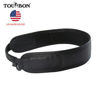 Tourbon Rifle Sling Cartridge Holder 2 Swivels Strap Leather Quick Release Strap