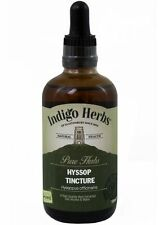 Hisopo Tintura - 100ml - (calidad Garantizada) Indigo Hierbas