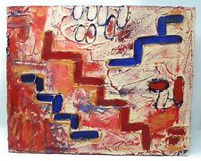 Kunst Original Acrylbild Malerei Abstrakt Modern Gemälde Leinwand auf Rahmen 02
