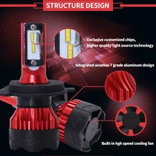H4 LED Headlight Kits Bulb 9003 HB2 Hi/Lo Beam for toyota Echo 2005 - 2003 6000K