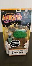 Naruto Kakashi Hatake Ultimate Illusion Mattel Rare! New!