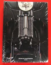 2009 HARLEY DAVIDSON SOFTAIL DYNA SPORTSTER TOURING V-ROD MODEL SALES BROCHURE