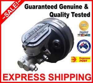 Genuine Ford Falcon BA BF XR6 Ghia XT XL Metal Brake Booster + Master Cylinder
