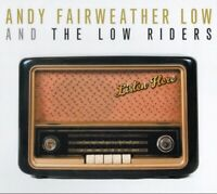 Andy Fairweather Low and The Low Riders, Listen Here CD, 2017