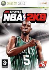 NBA 2K9     -----   pour X-BOX 360   --------