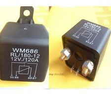 New 12V 120A Heavy Duty Split Charge ON/OFF Relay Car Truck Boat FREESHIPPING