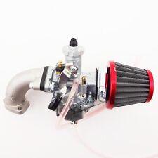 Mikuni 26mm Carburetor Carb & Intake Pipe Air Filter 110 125 140cc Pit  Bike