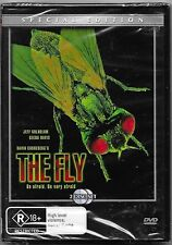 The Fly (DVD, 2006, 2-Disc Set) New(Jeff Goldblum,Geena Davis)Region 4 Free Post