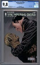 Walking Dead #156   Sold out 1st Print  Death of Alpha  Negan   CGC 9.8